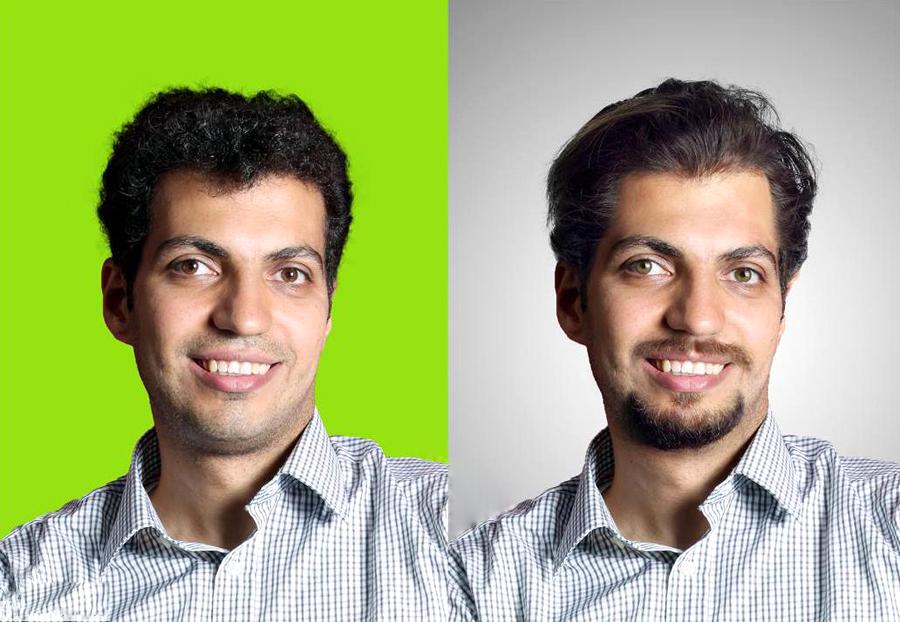 دو چهره ی متفاوت و باور نکردنی از عادل فردوسی پور+عکس