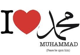 من عاشق حضرت محمد ص هستم