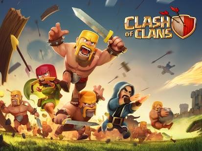 دانلود آخرین نسخه ی بازی کلش آف کلنز 8.212.3- clash of clans new version 21/3/2016