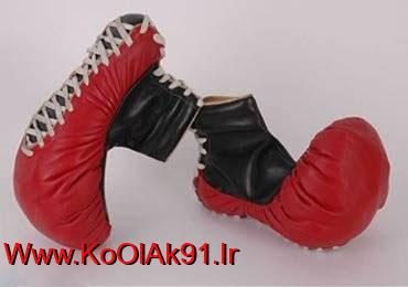 عجیب ترین کفش های جهان