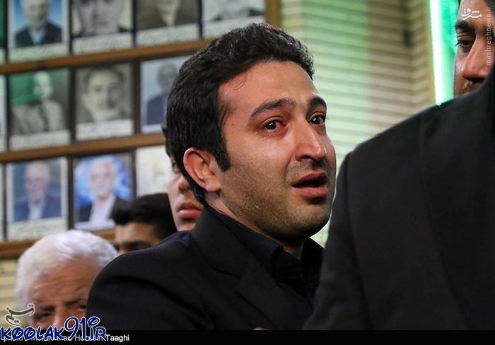 مراسم ختم حاج محسن حاجی حسنی
