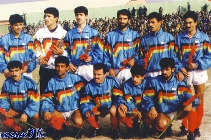 کریم باقری ستاره ی فوتبال ایران