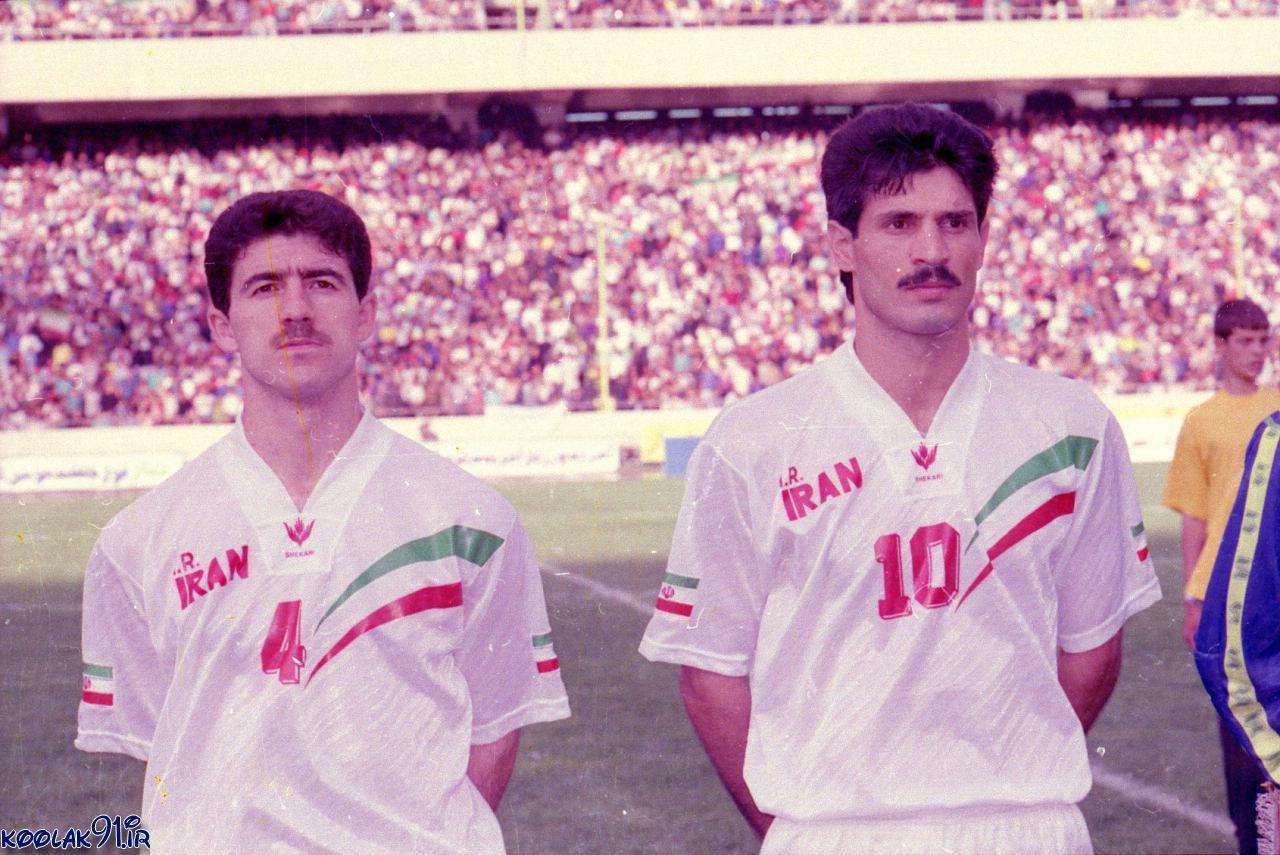 کریم باقری در تیم ملی